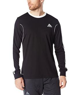 adidas Performance Men's Squadra 13 Long Sleeve Jersey, Blac