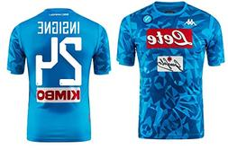 Kappa SSC Napoli Insigne Replica Home Shirt 2018-19 Original