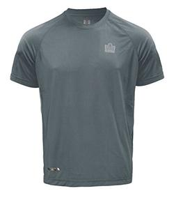 Admiral Tactic Soccer Training Jersey, Gray/Silver, Adult 3X