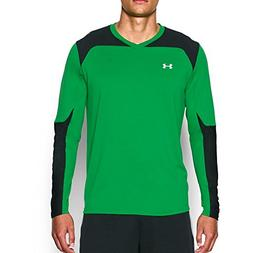 Under Armour Men's Threadborne Wall Goalkeeper Jersey, Putti