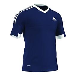 Adidas Tiro 15 Mens Soccer Jersey 2XL Dark Blue-White