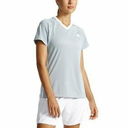 Adidas Tiro 17 Womens Soccer Jersey S Light Grey-White