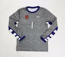 Under Armour Towson Tigers Soccer Goalie Jersey Long Sleeve