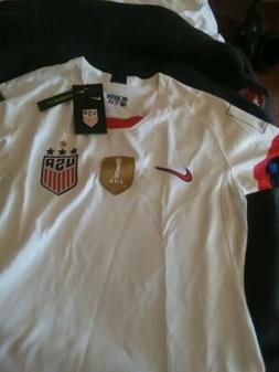 U.S.Womens Soccer Jerseys Medium