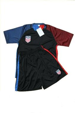 United States National Soccer Team Jersey W/ Free Pair Of Sh