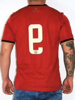 Universitario Peru Soccer Futbol Jersey Camiseta Red 7 9 New