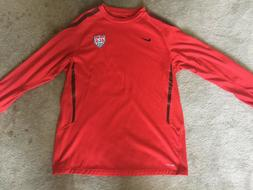 Nike US Soccer Football Womens Training  sweats long sleeve