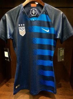 USA Away Soccer Jersey 2018-19 Navy 893901-410 Nike Men's