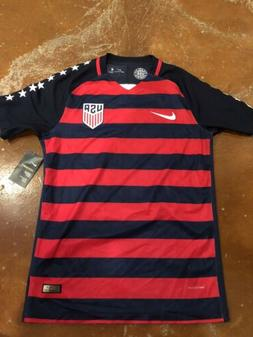 NIKE USA SOCCER JERSEY - 2017 Gold Cup Authentic Aeroswift S