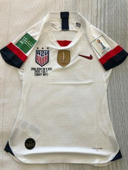 USA USWNT Home Soccer Player version Jersey for FIFA Women's