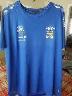 Umbro VIK IL Norwegian 4th Division Club Soccer TRG Jersey 3