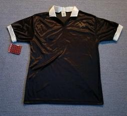 Vintage Umbro Black Soccer Shirt/Jersey New Old Stock Size X
