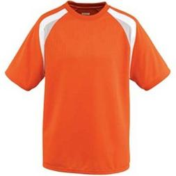 Wicking Mesh Tri-Color Soccer Jersey  from Augusta Sportswea
