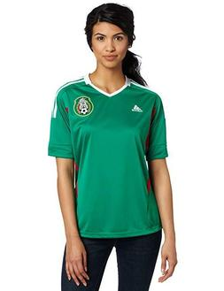 afad8fb6337 Women s Adidas Mexico Home Soccer Jersey Performance World C