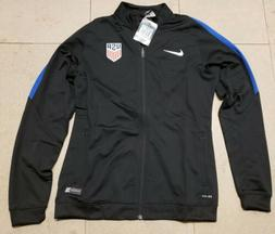 Nike Women's Player Issue Soccer Track Jacket Jersey Mediu