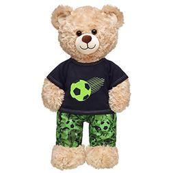 Build a Bear Workshop Camo Soccer Outfit 2 pc.