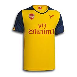 youth arsenal away jersey 2014