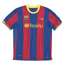 Youth Barcelona Home Jersey 2010/11