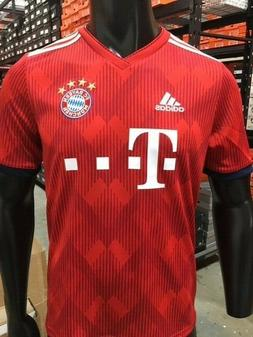 Adidas Youth Bayern Munich Home Jersey 18-19  Size: XL NEW