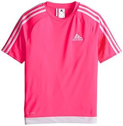 adidas Performance Youth Estro 15 Jersey, Pink, Large