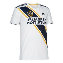 Youth Los Angeles Galaxy Soccer Jersey Adidas Home Replica