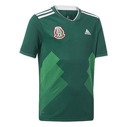 Adidas Youth Mexico 2018 Home Replica Jersey Green/White Xl