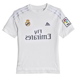Adidas Youth Real Madrid Home Replica Soccer Jersey Large