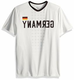 Youth World Cup Soccer Germany Deutschland Jersey Short Slee